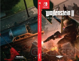 Wolfenstein II New Colossus Switch Cover Jaquette 002