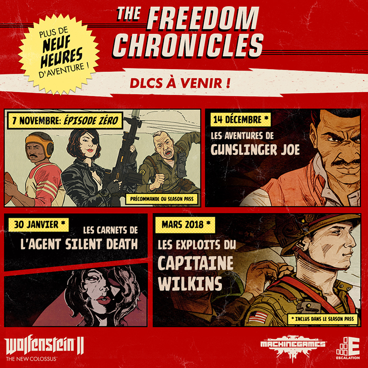Wolfenstein II New Colossus The Freedom Chronicles01