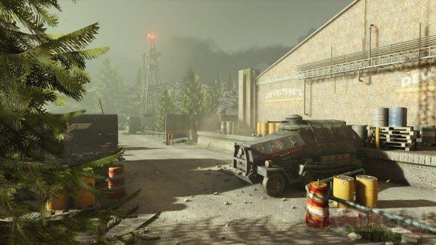 Wolfenstein II The New Colossus Les Exploits du Capitaine Wilkins screenshot