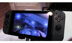Wolfenstein II The New Colossus Switch portable image