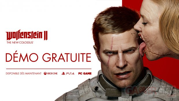 Wolfenstein II The New Colossus TrialImage Vertical EU fr