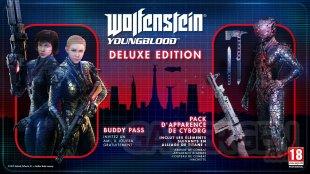 Wolfenstein Youngblood Deluxe Edition bonus 31 03 2019