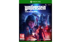 Wolfenstein Youngblood jaquette Xbox One 31 03 2019
