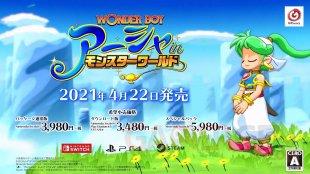 Wonder Boy Asha in Monster World 07 25 01 2021