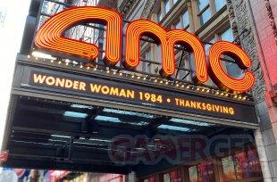 Wonder Woman 1984 date sortie thanksgiving 2