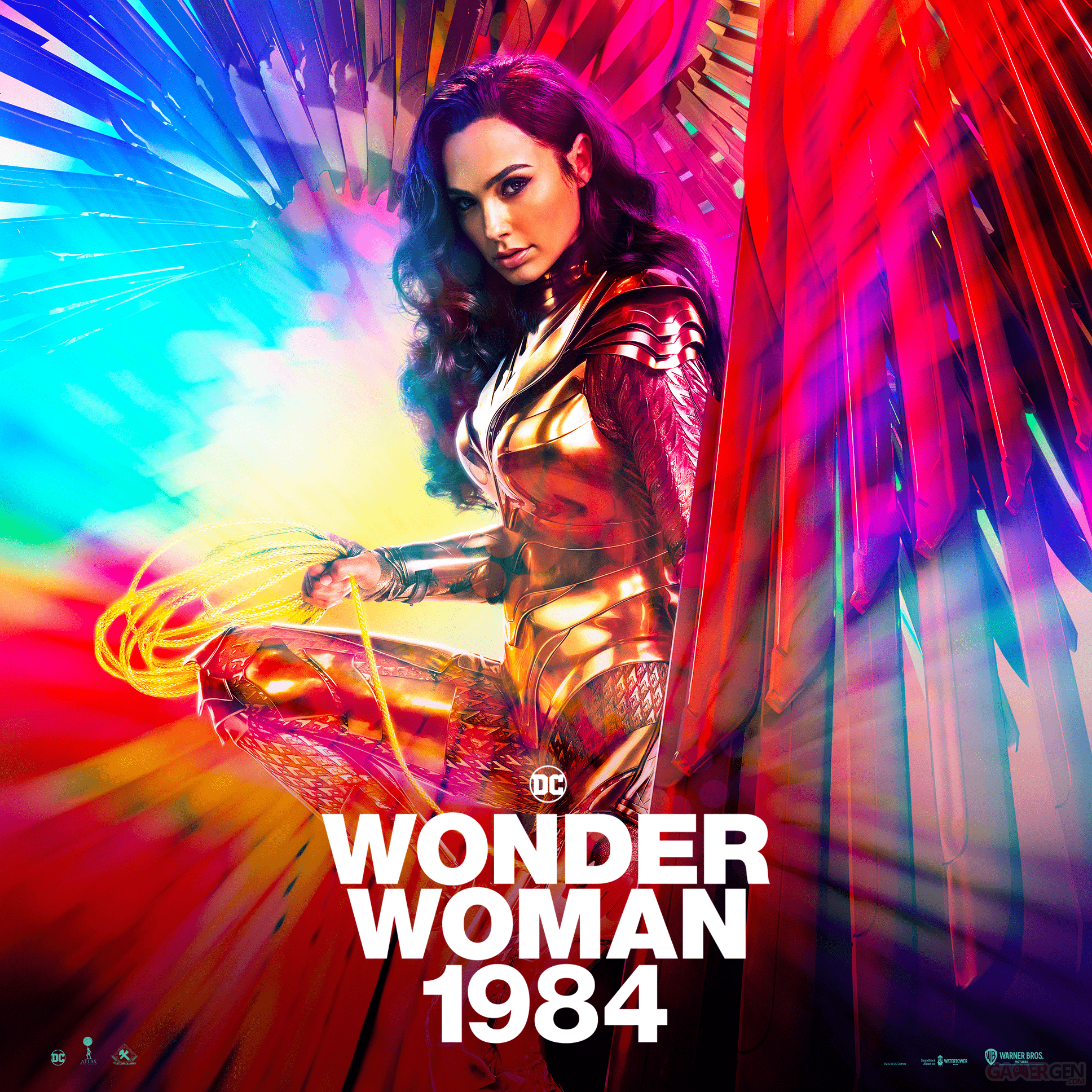 Wonder Woman 1984: le film va sortir sur HBO Max