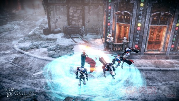 Woolfe The Red Hood Diaries captures Steam Access Anticipe 5
