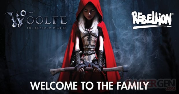 Woolfe The Red Hood Diaries Rebellion