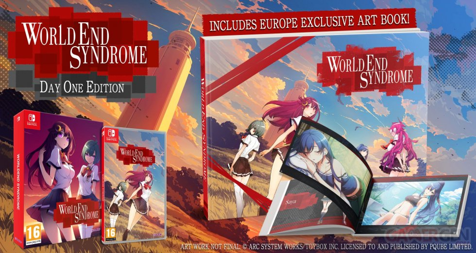 World End Syndrome Artbook