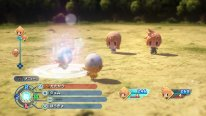 world of final fantasy commandes