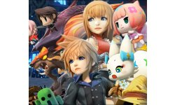 World of Final Fantasy head