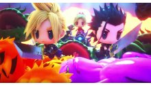 World of Final Fantasy Meli-Melo Cinématique Introduction