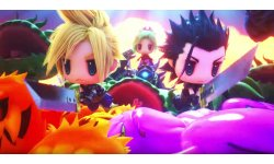 World of Final Fantasy Meli Melo Cinématique Introduction