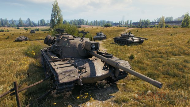 World of Tanks Prokhorovka screenshot (4)