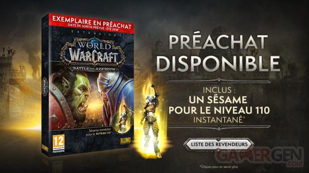 World of Warcraft Battle Azeroth