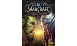 World of Warcraft Battle for Azeroth Box Shot