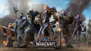 World of Warcraft Battle for Azeroth The Alliance