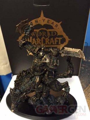 World of Warcraft statue 10 ans 2
