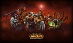 world of warcraft warlords of draenor artwork