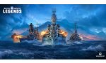 World of Warships: Legends annoncé sur PS4 et Xbox One