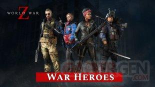 World War Z 20 03 2020 War Heroes