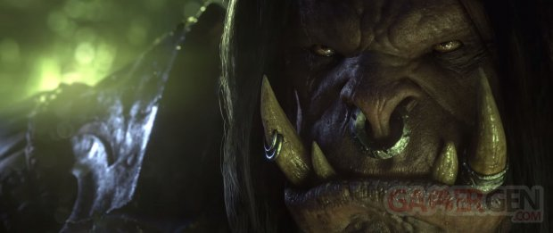 world warcraft warlord draenors intro hurlenfer