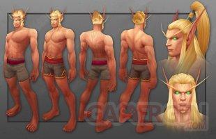 wow world warcraft draenor elfes sang artcraft (2)