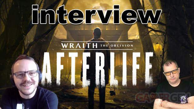 Wraith Afterlife Interview