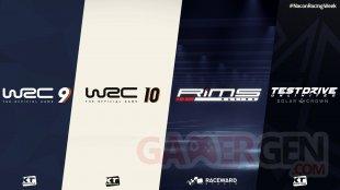WRC 10 annonce