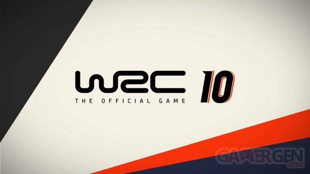 WRC 10 logo