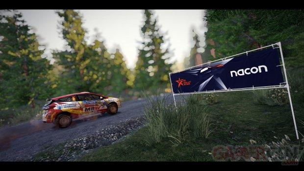 WRC 9 FIA Rally Star.