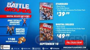 WWE 2K Battlegrounds édition standard digital deluxe