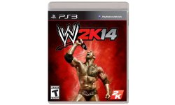 wwe 2k14 cover boxart jaquette ps3