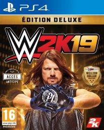 WWE 2K19 jaquette 3