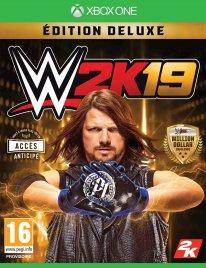 WWE 2K19 jaquette 4