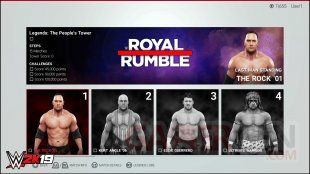 WWE 2K19 Tours 1