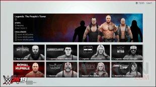 WWE 2K19 Tours 2