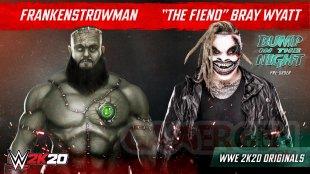 WWE 2K20 Bump in the Night 1