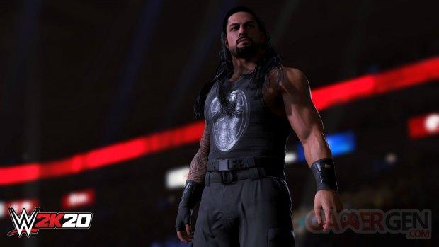 WWE 2K20 Romain Reigns
