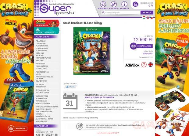 www.supergamer.hu crash bandicoot nsane trilogy p 373522