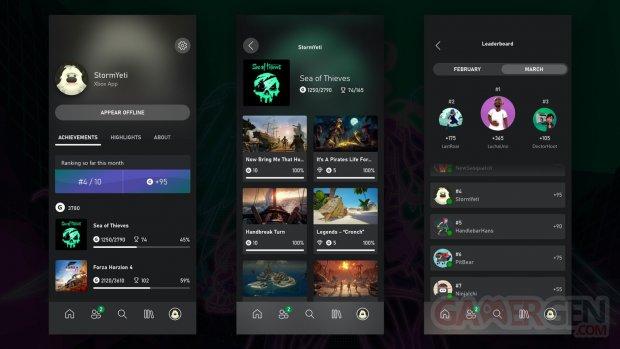 Xbox 19 04 2021 mise à jour firmware 1
