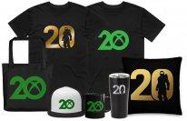 Xbox 20 ans anniversaire Gear Goodies