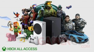 Xbox All Access Series S X images