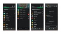 Xbox Application Mobile Beta 21 09 2020 party chat social