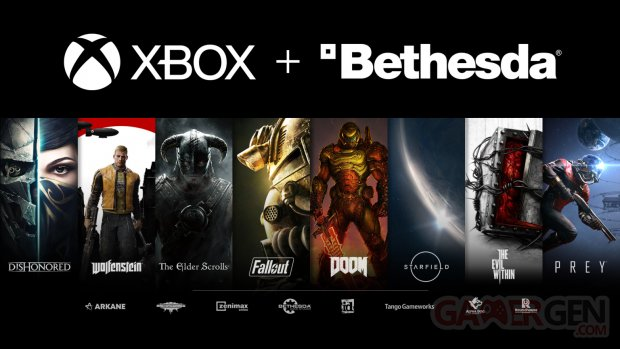Xbox Bethesda 21 09 2020 rachat