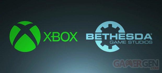 Xbox Bethesda Game Studios logo head banner