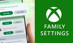 Xbox Family Settings : l'application de contrôle parental officielle lancée sur iOS et Android