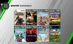 xbox game pass 8 jeux supplementaires dont exclusivite xbox fin mois juillet