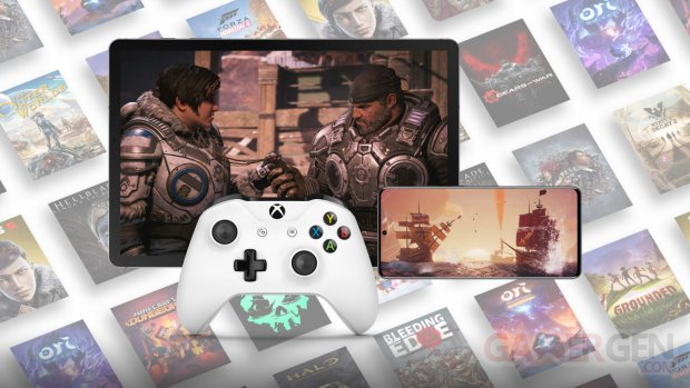 Xbox Game Pass head