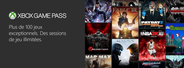 Xbox Game Pass image